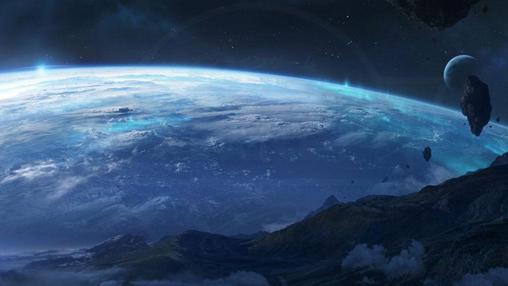 LOSTARK(ロストアーク) 惑星『アークラシア』紹介イメージ