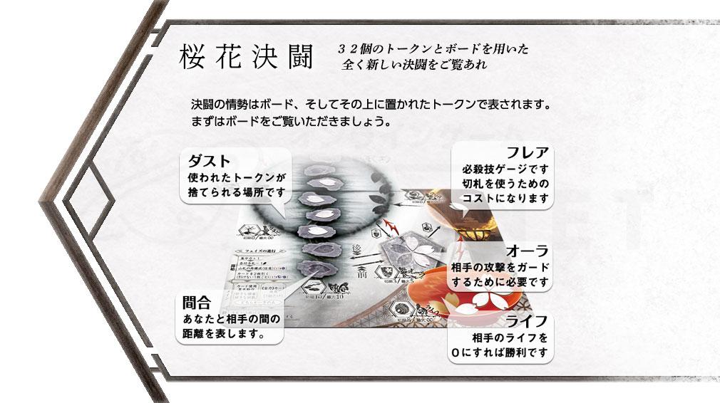 桜降る代に決闘を(ふるよに) PC 桜花結晶