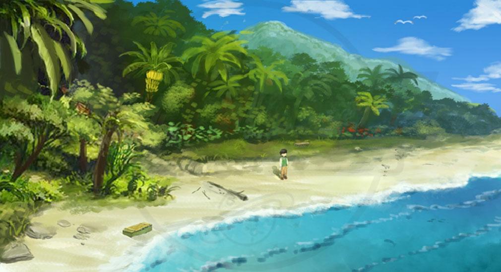 15少年漂流島 PC ゲームグラフィックス