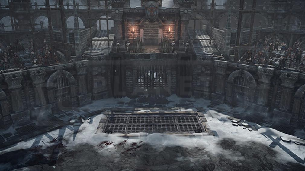 """LOSTARK(ロストアーク) 凍りついた酷寒の地""""シュシャイアー""""の牢獄スクリーンショット"""