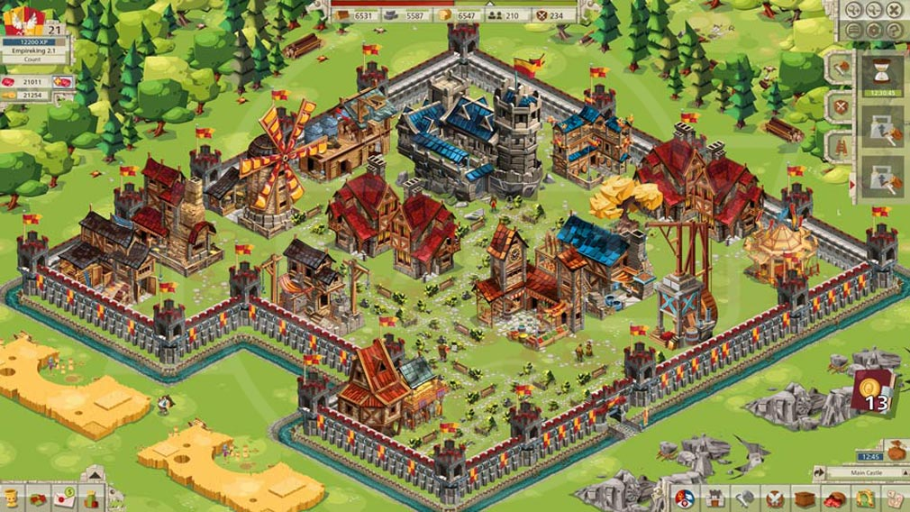 GOODGAME EMPIRE(グッドゲーム エンパイア) PC 強大な王国を創り上げる