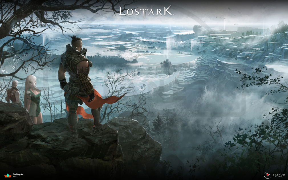 LOSTARK(ロストアーク) 世界観
