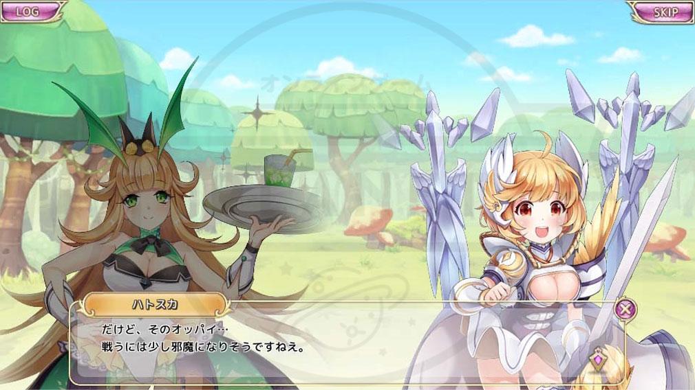 万物乙女ダンジョンズ(ばんおつ) 物語パート