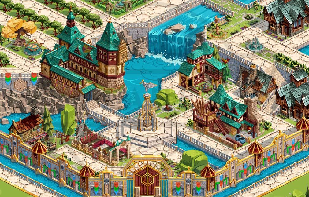 GOODGAME EMPIRE(グッドゲーム エンパイア) PC 自分の王国、城を理想の形に作り上げるカスタマイズ