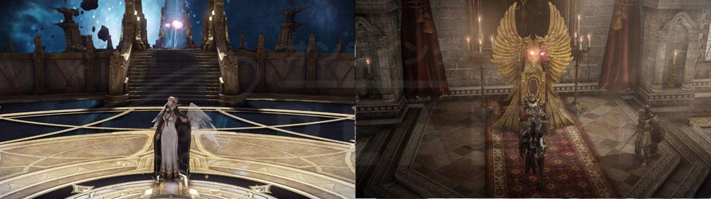 LOSTARK(ロストアーク) 様々なキャラクターの『好感度』アップ貢献中のスクリーンショット