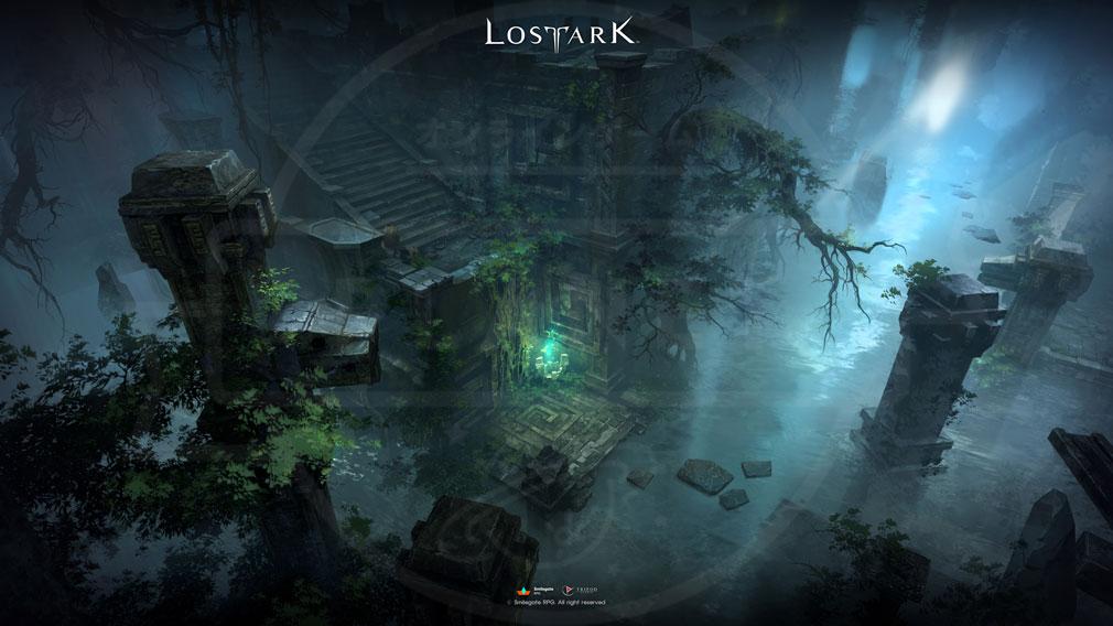 LOSTARK(ロストアーク) アートワーク遺跡