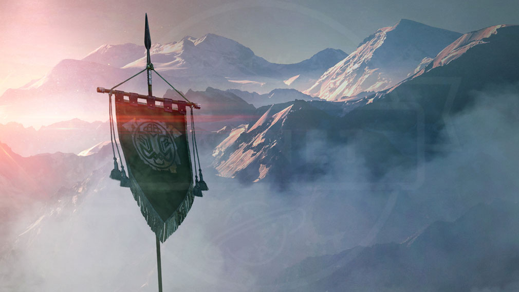 Total War ARENA(TWA) 【バーバリアン/蛮族(Barbarian)】勢力の旗