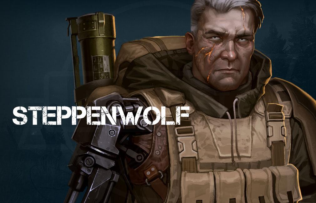 CROSSOUT(クロスアウト) PC 派閥【Steppenwolfs】