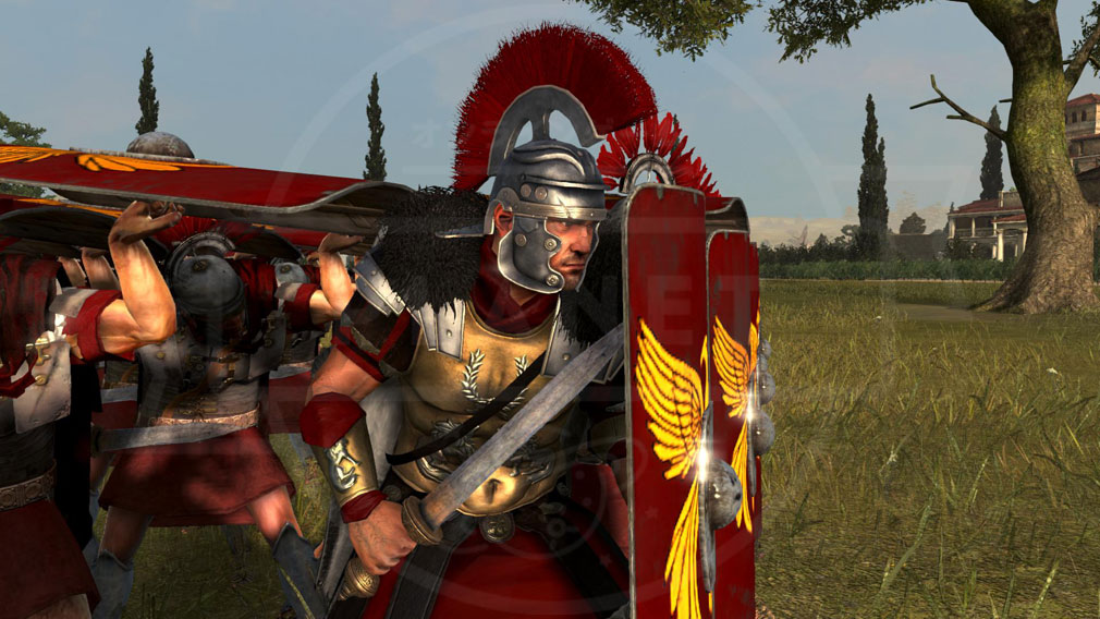 Total War ARENA(TWA) 英雄キャラクター『ゲルマニクス』スクリーンショット