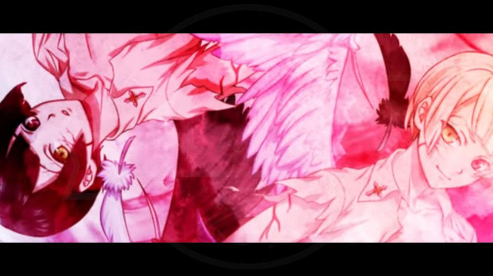 Bloody Chain (ブラチェ) PC 双子の兄弟『河津 桜威/桃華』の変異体イメージ