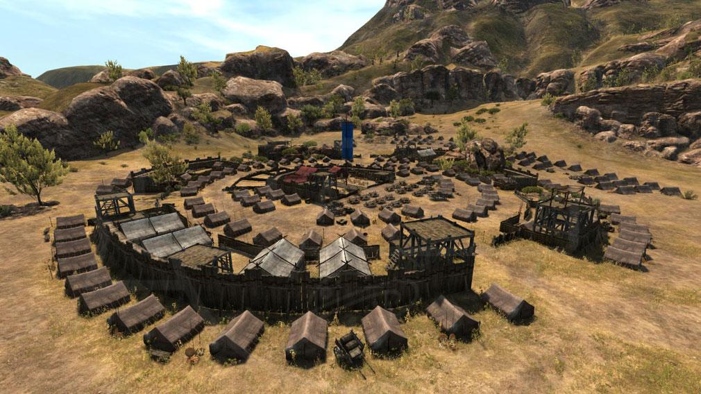 Total War ARENA(TWA) テルモピュライスクリーンショット