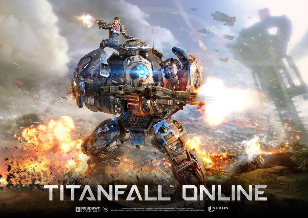 TITANFALL ONLINE(タイタンフォールオンライン) TFO メインイメージ
