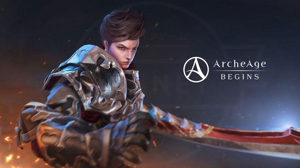 ArcheAge BEGINS(アーキエイジ ビギンズ) メインイメージ