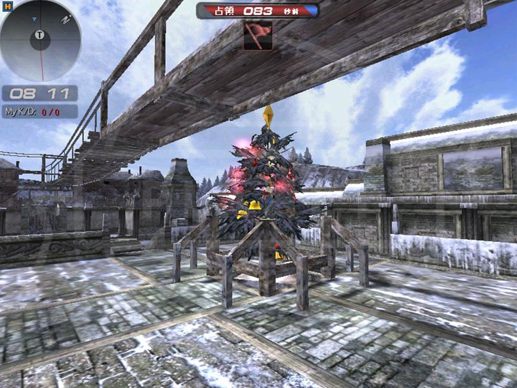 サドンアタック(SUDDEN ATTACK) SA1 占領ミッションスクリーンショット