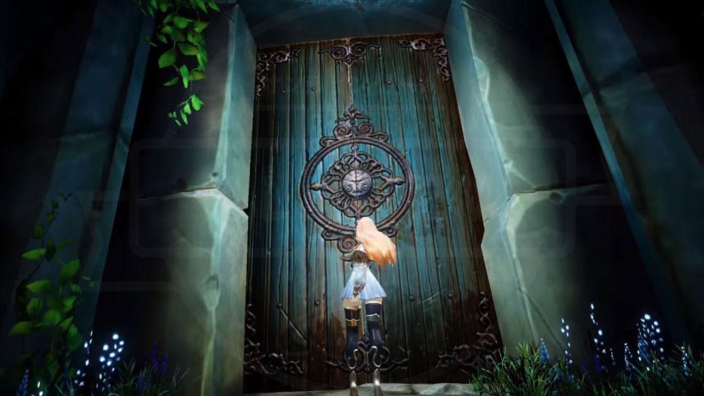 ArcheAge BEGINS(アーキエイジ ビギンズ) オーキッドナ(Orchidna)の扉スクリーンショット