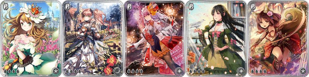 ファントムグリード(ファングリ)PC R夢少女カード