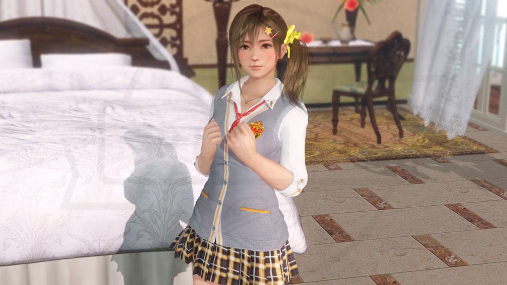 DEAD OR ALIVE Xtreme Venus Vacation (DOAX ブイブイ) PC 進化した『やわらかエンジン』システムのスクリーンショット