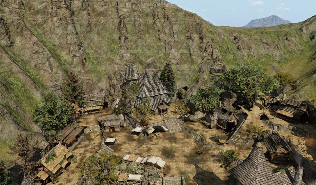 BLESS(ブレス) 日本 CBT2ハビヒッツ族の物語が始まる『エルトン村』