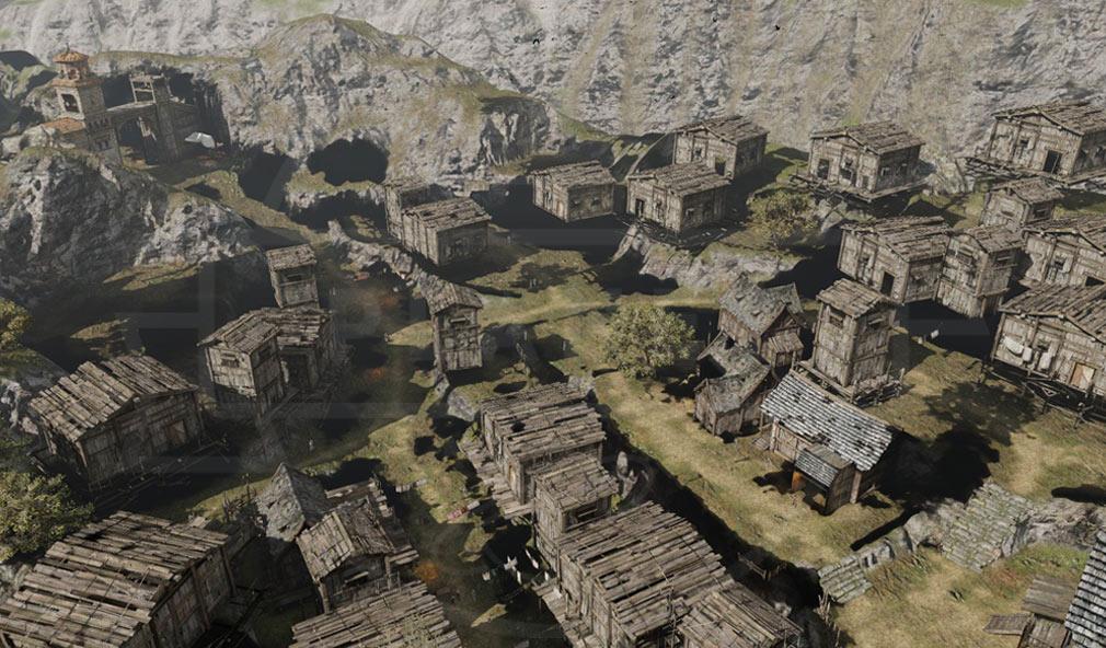 BLESS(ブレス) 日本 CBT2アミスタッド族の物語が始まる『コラル村』