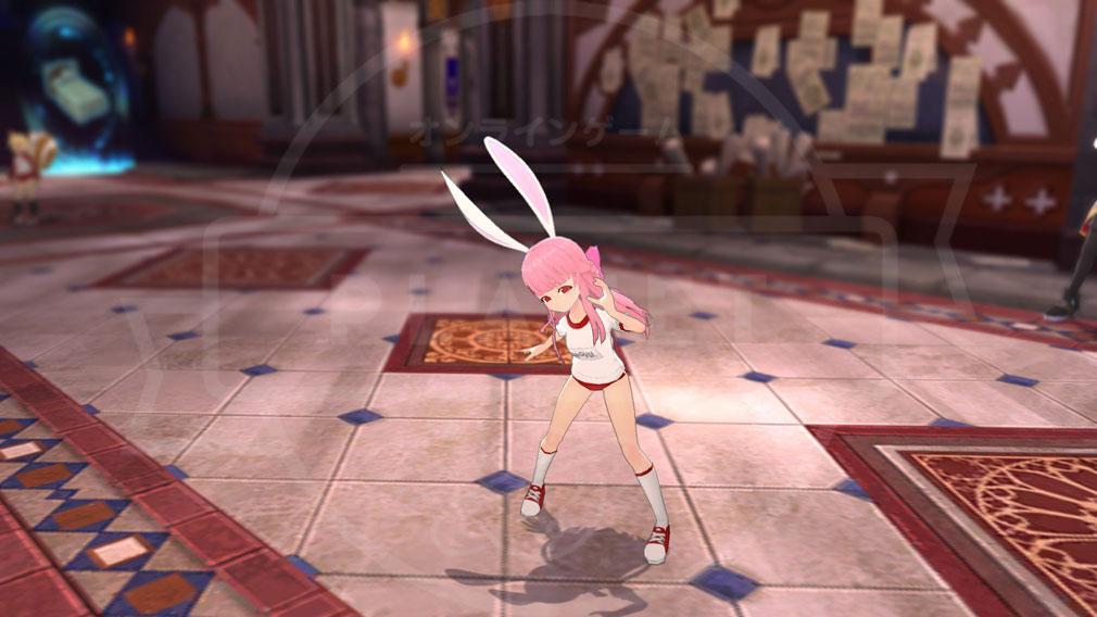 ArpieL(アルピエル) プレイアブルキャラ『アイリーン』体育着コスチュームスクリーンショット