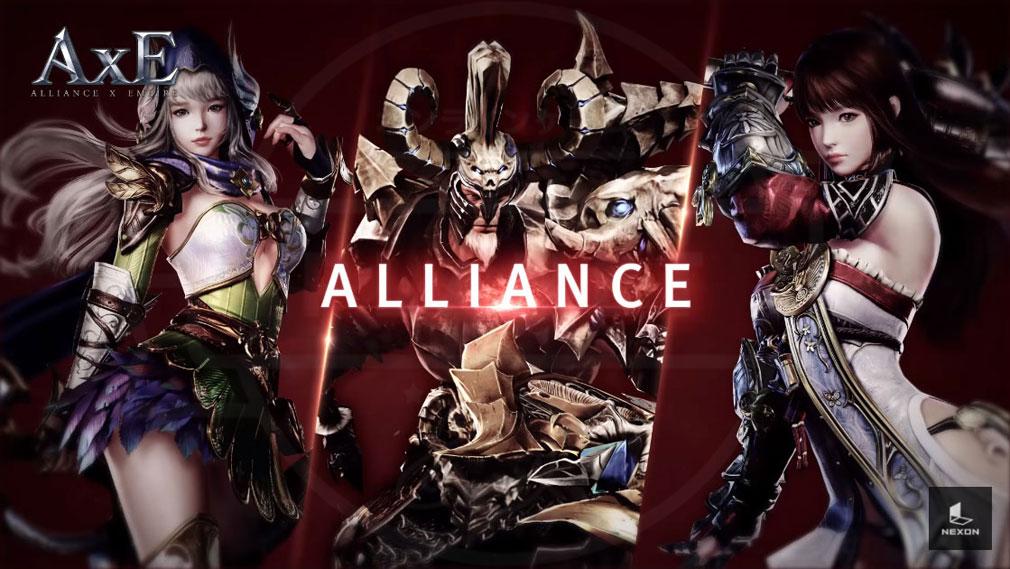 AxE Alliance X Empire(アックス) 連合国ガラノス(Alliance)