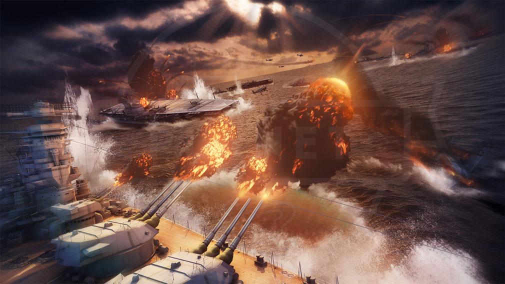 真・戦艦帝国 PC 物語スクリーンショット