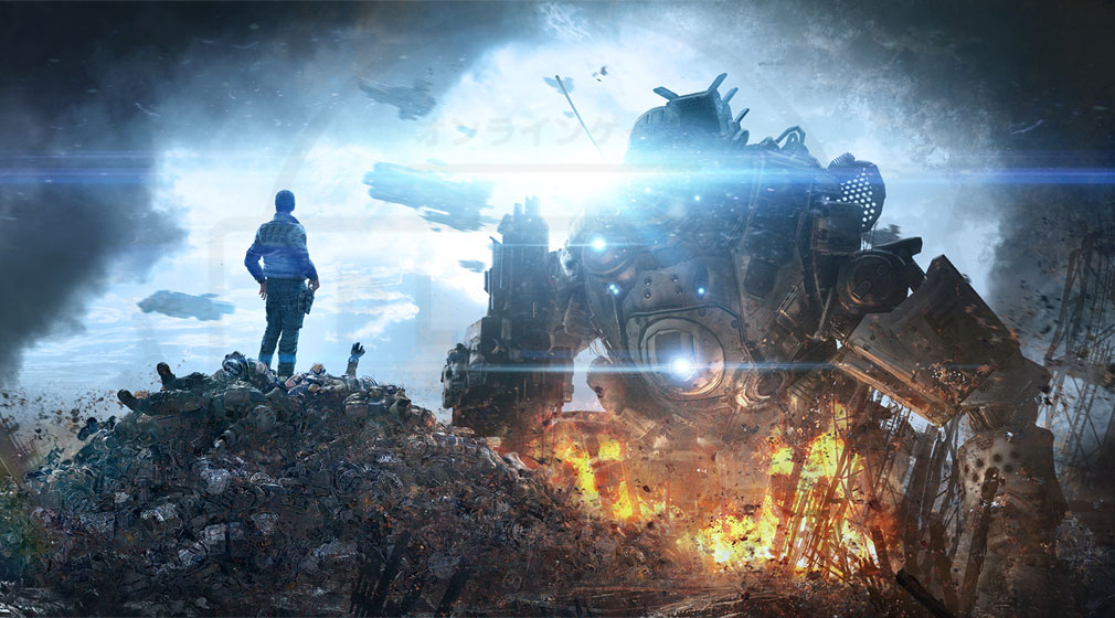TITANFALL ONLINE(タイタンフォールオンライン) TFO 戦場の舞台になる新惑星トリスタンイメージ