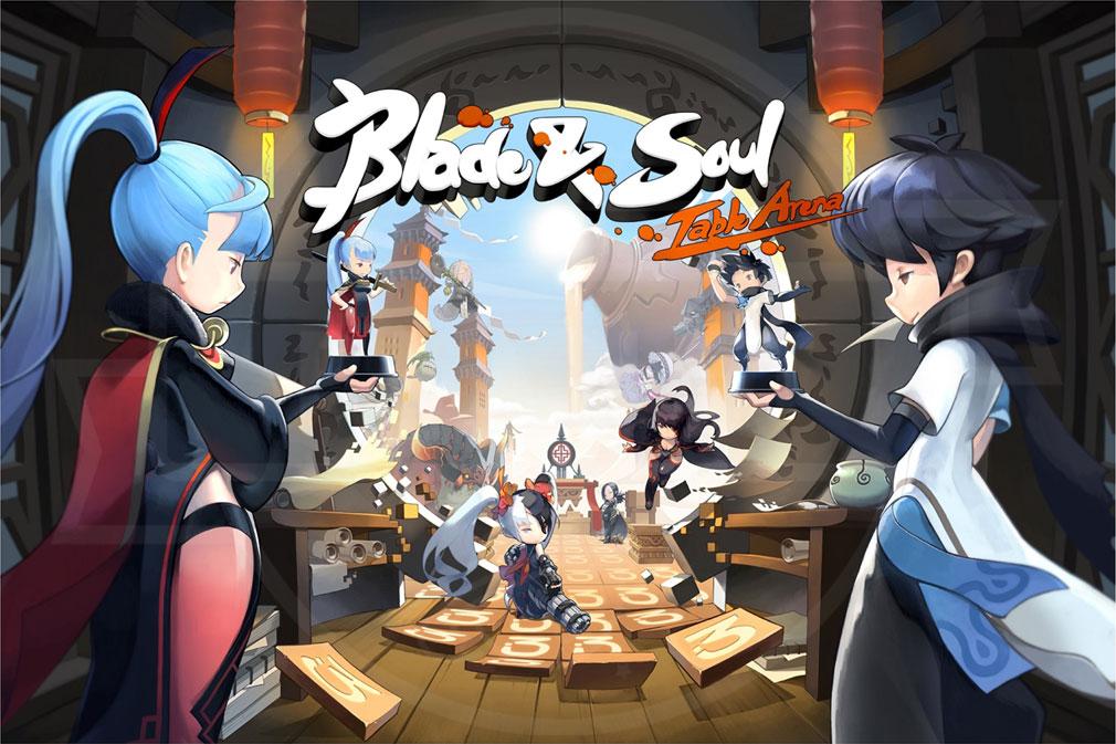 Blade&Soul Table Arena (ブレイドアンドソウルテーブルアリーナ) メインイメージ