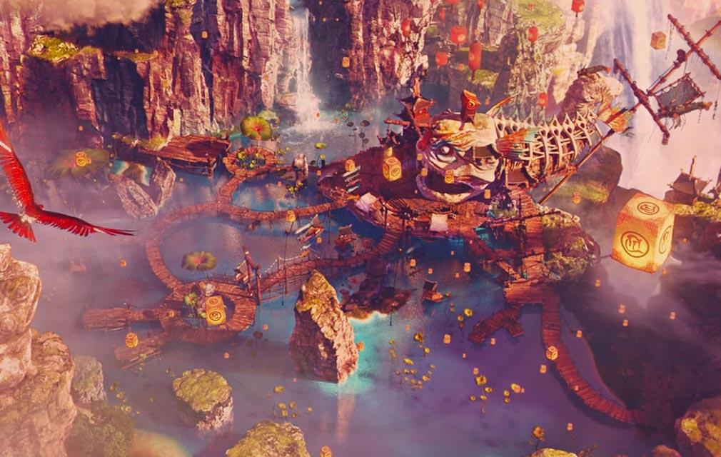 ブレイドアンドソウル2(Blade&Soul2) 東洋の美しさ溢れる世界観紹介イメージ