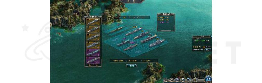 第一艦隊 BATTELE OF THE HORIZON(BOH) 陣形内でバフ効果が受けられる国家ボーナススクリーンショット