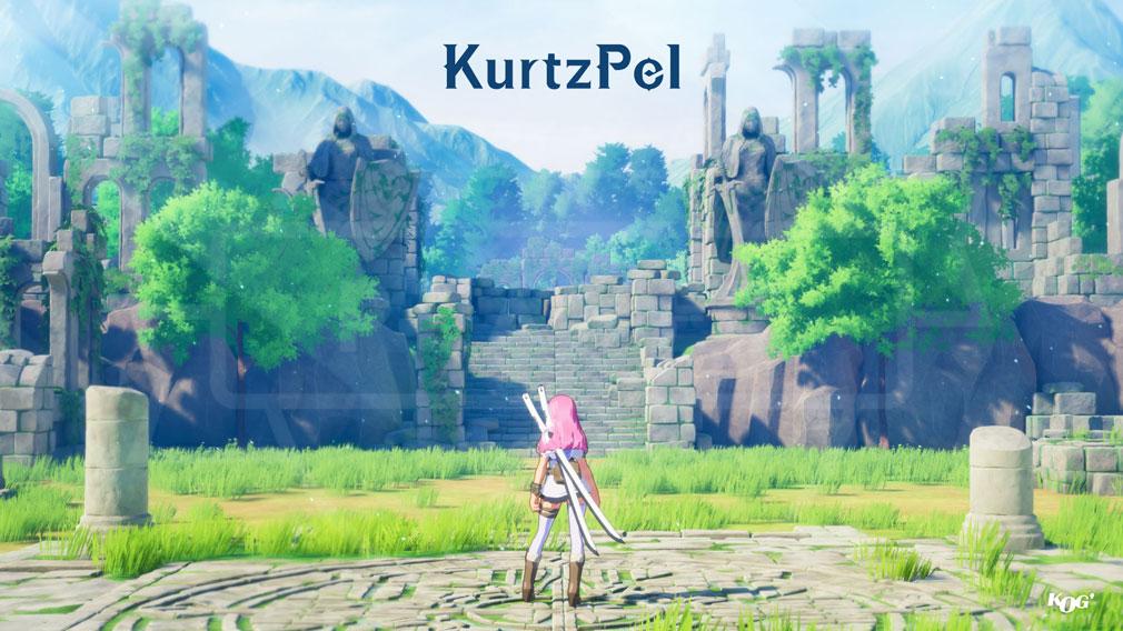 KurtzPel (カーツペル) メインビジュアル