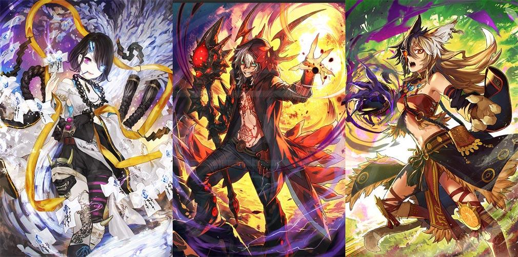 チェインクロニクル3 (チェンクロ) PC キャラクターアルカナカード