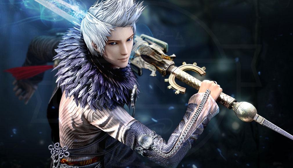 ブレイドアンドソウル レボリューション(Blade&Soul Revolution)ブレレボ 職業『剣術士』紹介イメージ