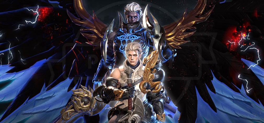 AION Legions of War (アイオン レギオンズ オブ ウォー) 天族と魔族の新たなオリジナルの物語