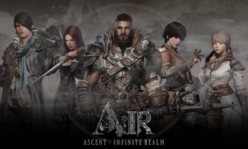 AIR(A:IR Ascent:Infinite Realm) エアー日本 5クラス一覧イメージ