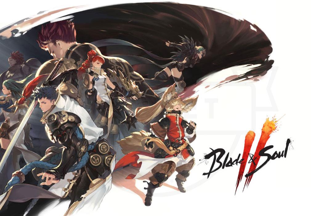 ブレイドアンドソウル2(Blade&Soul2) キービジュアル