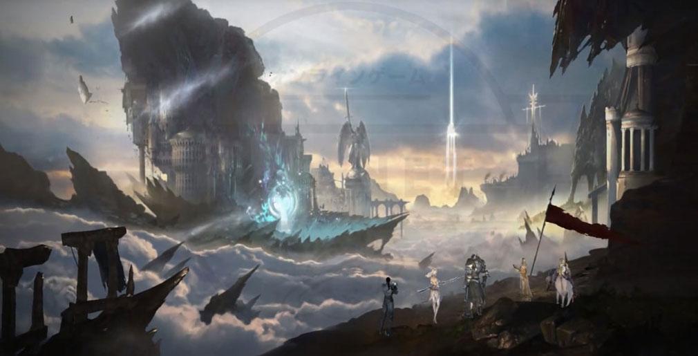 AION Legions of War (アイオン レギオンズ オブ ウォー) 世界観イメージ