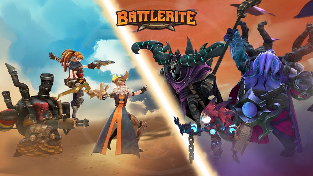 BATTLERITE(バトルライト) バトルイメージ