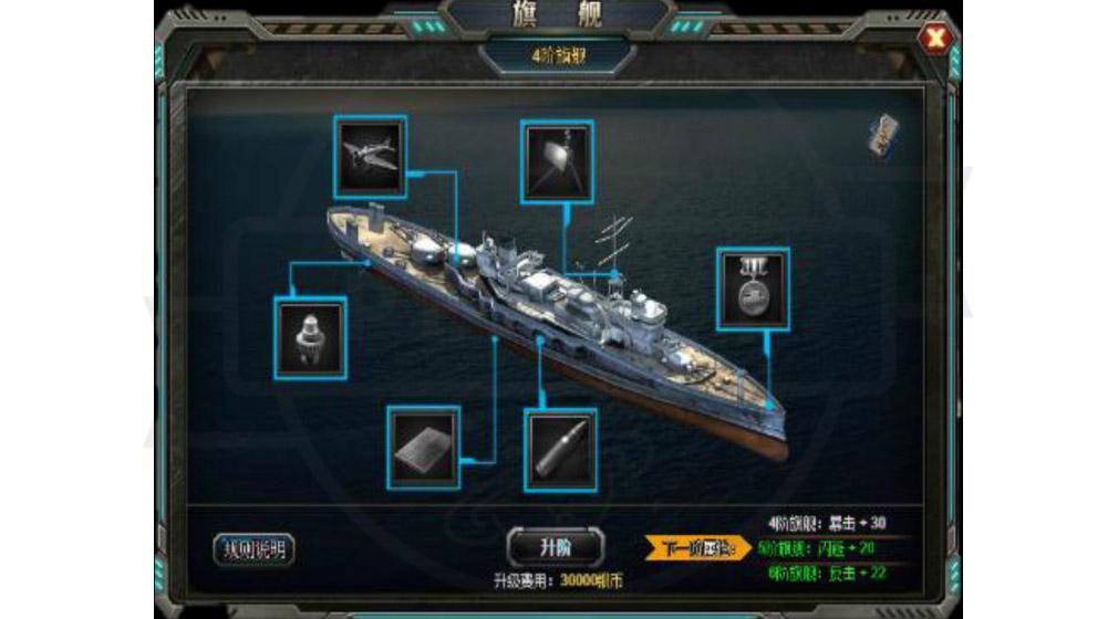 第一艦隊 BATTELE OF THE HORIZON(BOH) 軍艦装備強化スクリーンショット