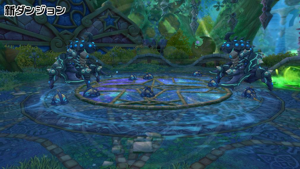星界神話 ASTRAL TALE 新ダンジョンスクリーンショット