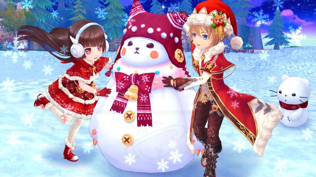 星界神話 ASTRAL TALE 冬休みキャンペーンスクリーンショット