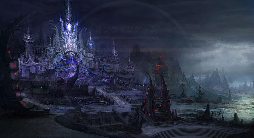 騎士と翼のフロンティア 世界観イメージ