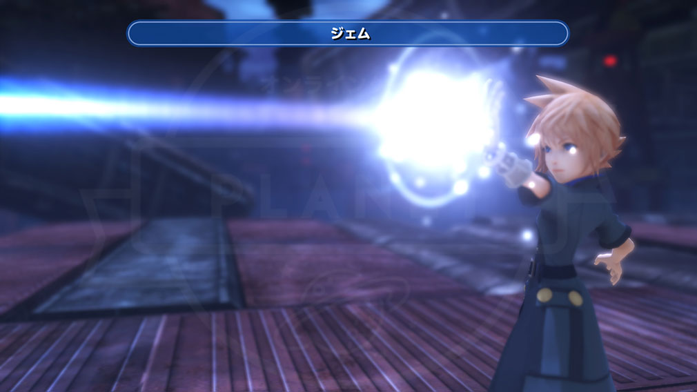 "World of Final Fantasy Steam (ワールドFF) WOFF 『ミラージュ』を""ジェム化""して捕獲するスクリーンショット"