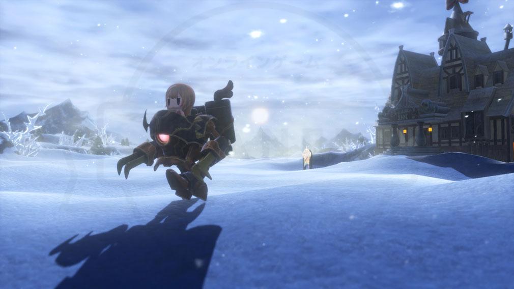 World of Final Fantasy Steam (ワールドFF) WOFF 【ノリノリ】スクリーンショット