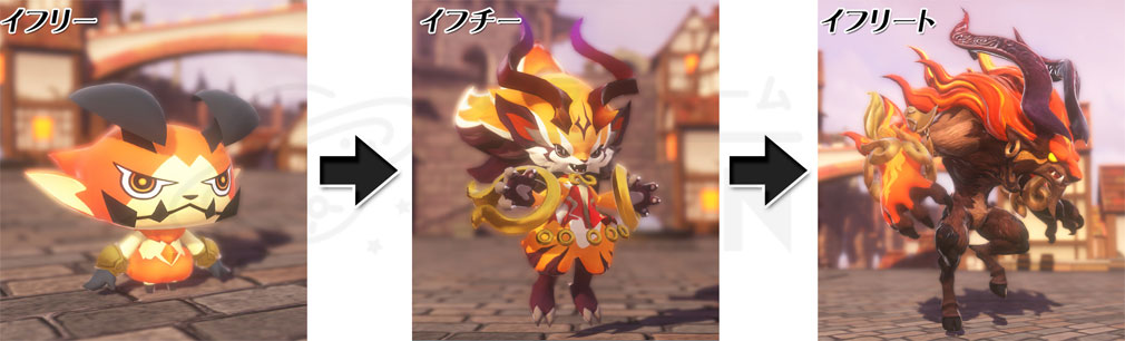 World of Final Fantasy Steam (ワールドFF) WOFF ミラージュの変化が伴う『ヘンシンカ』スクリーンショット