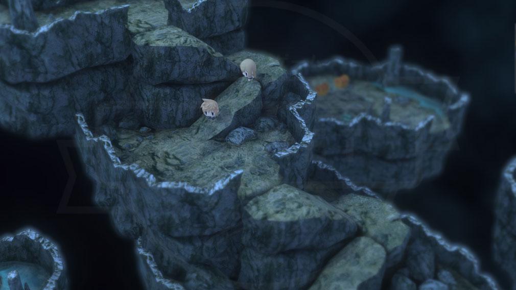 World of Final Fantasy Steam (ワールドFF) WOFF ジオラマみたいなグラフィックス
