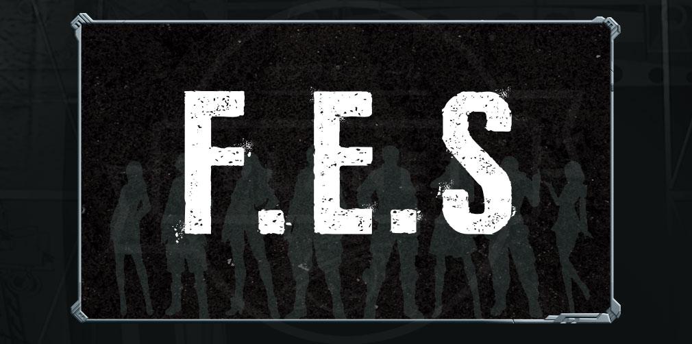 ZOIDS FIELD OF REBELLION(ゾイドFOR) PC プレイヤーが所属する部隊『F.E.S』イメージ