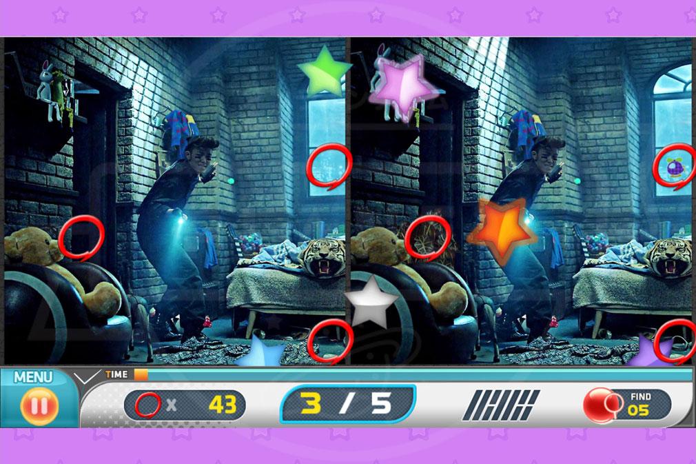 iKON COLLECTION HIDDEN CATCH PC 『ランキングモード』スクリーンショット