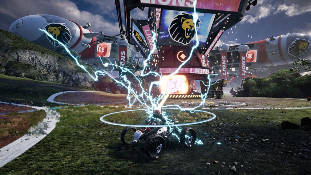 Switchblade(スウィッチブレード) 最も強力なスキル発動スクリーンショット