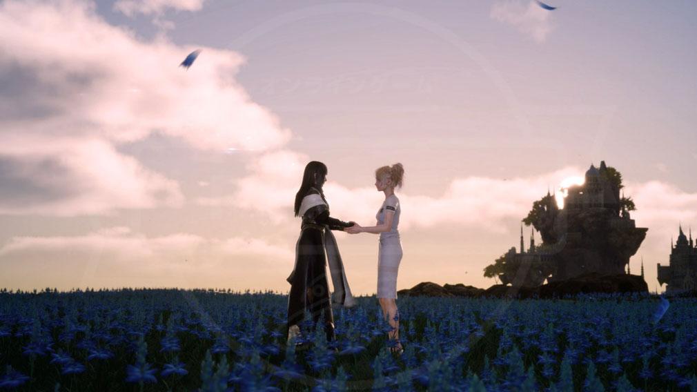 FINAL FANTASY15 (ファイナルファンタジー15)FF15 WINDOWS EDITION PC 『神凪』ルナフレーナスクリーンショット